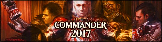 MTG Commander 2017