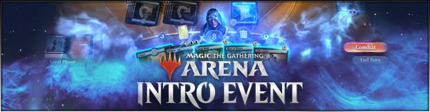 Magic the Gathering: Arena - Intro Event