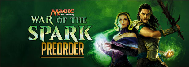 War of the Spark Preorder!