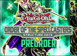 Order of the Spellcasters - Preorder