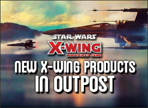 New X-Wing Products