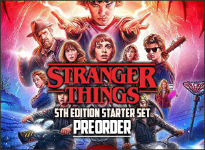 Stranger Things Starter Set