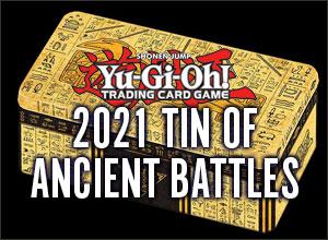 Ancient Battles Tin