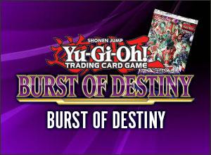 Burst of Destiny