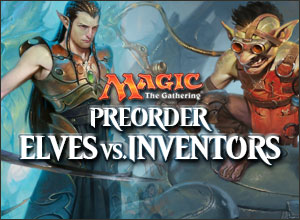 Elves VS Inventors