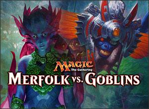 MTG Merfolk vs. Goblins