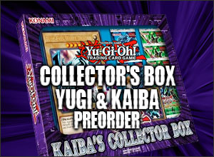 Collector's Box Yugi & Kaiba