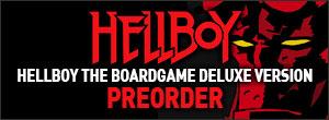 Hellboy: the boardgame