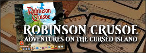 Robinson Crusoë: Adventures on the Cursed Island
