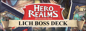 Hero Realms: Lich Boss Deck
