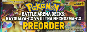 Battle Arena Decks