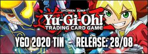 Yu-Gi-Oh 2020 Tin